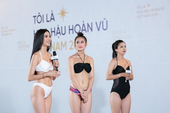 Chân dung Nguyễn Diana: 'bông hồng lai' vừa vượt Thúy Vân đứng đầu 'Hoa hậu Hoàn Vũ Việt Nam 2019' 4