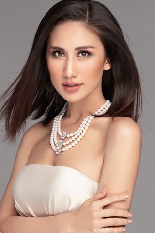 Chân dung Nguyễn Diana: 'bông hồng lai' vừa vượt Thúy Vân đứng đầu 'Hoa hậu Hoàn Vũ Việt Nam 2019' 3