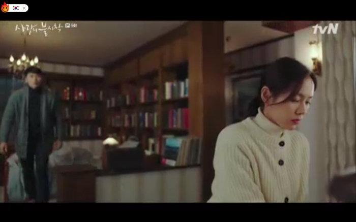 Se Ri và Jung Hyuk nhận ra mình là định mệnh của nhau.