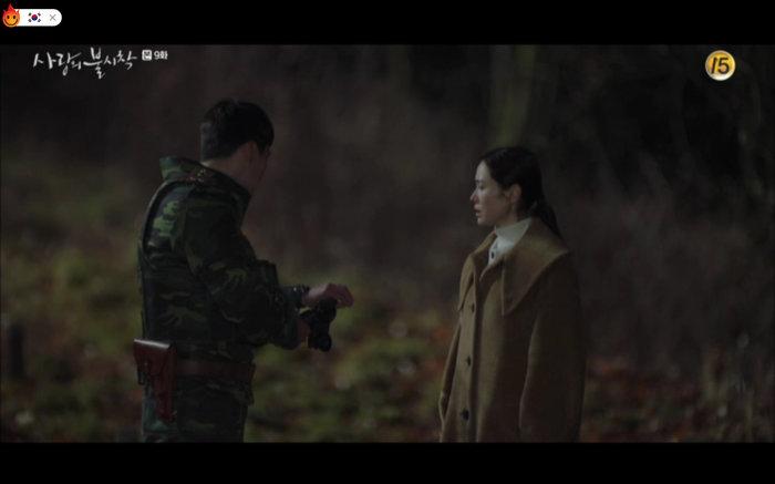 'Hạ cánh nơi anh' tập 9: Son Ye Jin chính thức từ biệt Hyun Bin trở về Hàn, cuộc chia tay đẫm nước mắt 22