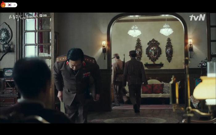 Nhưng thất bại vì trúng kế của Jung Hyuk.