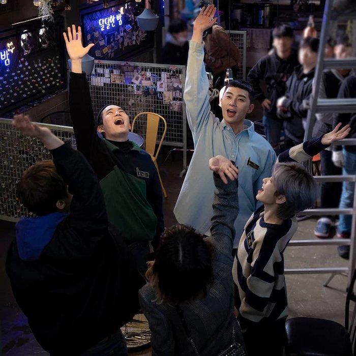 Phim 'Tầng lớp Itaewon' của Park Seo Joon và Kim Da Mi rating tiếp tục tăng, đạt kỷ lục mới gần 15% 6