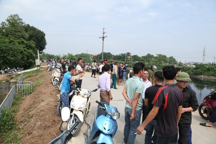 Đã tìm thấy thi thể nữ sinh học viện Ngân hàng bị cướp tài sản dưới sông Nhuệ cách hiện trường 5km 1