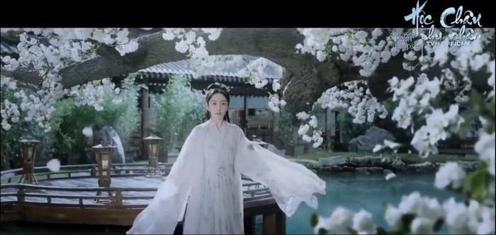 Dương Mịch tình tứ cùng Trần Vỹ Đình trong trailer 'Hộc Châu phu nhân' 6