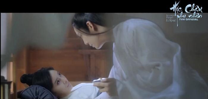 Dương Mịch tình tứ cùng Trần Vỹ Đình trong trailer 'Hộc Châu phu nhân' 10