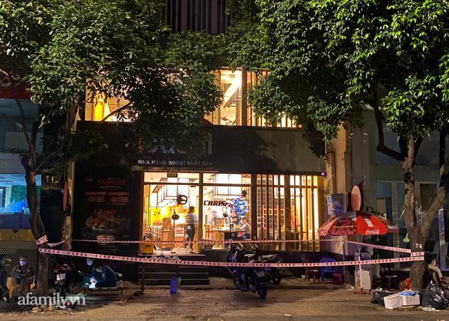 TP.HCM phong tỏa nhà hàng sushi Nhật Bản nơi bệnh nhân 1349 cùng chồng từng đến ăn 1