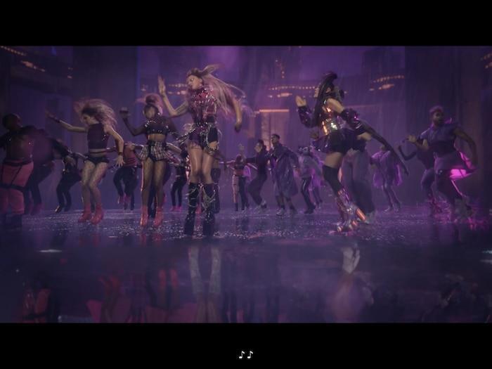 Xem ngay MV siêu hot 'Rain On Me': Nhạc căng đét nhưng Lady Gaga và Ariana nhảy hơi… tập dưỡng sinh không? 2