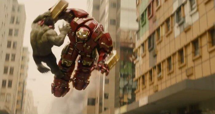 Hulkbuster trong Age of Ultron có thể đã có màn tỏa sáng vô cùng ấn tượng, nhưng trong comic thì không.