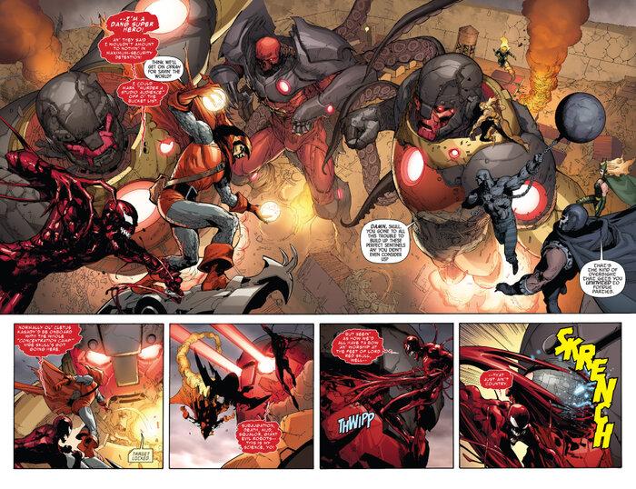 Không cần Hulkbuster, Iron Man cũng dư sức hạ gục Hulk 5