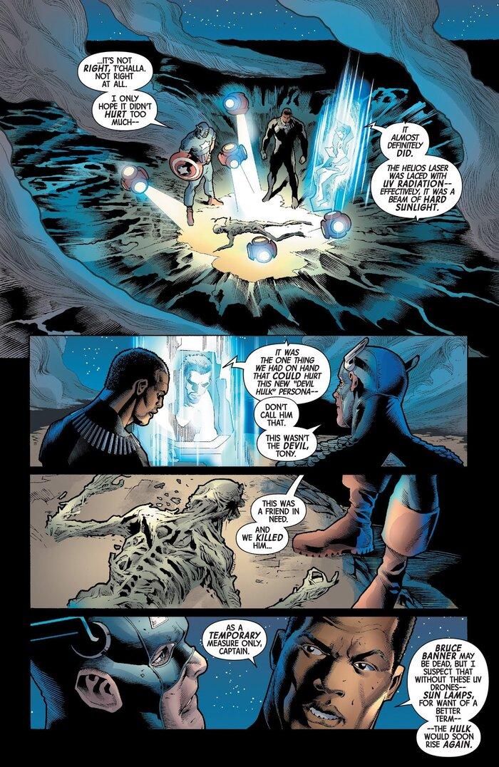 Không cần Hulkbuster, Iron Man cũng dư sức hạ gục Hulk 3