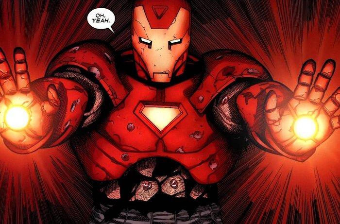 Không chỉ mình Tony Stark, đây là 7 người đã từng trở thành Iron Man 2