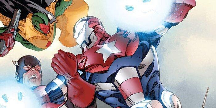 Không chỉ mình Tony Stark, đây là 7 người đã từng trở thành Iron Man 6