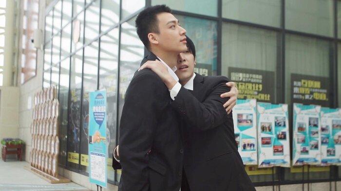 'Capture Lover' - Chuyện tình đam mỹ chốn công sở xứ Trung khiến hội hủ nữ đắm mình trong biển tình ngọt ngào 4