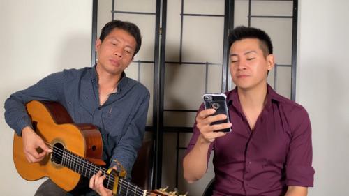 Sau nhiều biến cố, giọng hát Phùng Ngọc Huy ngày càng cảm xúc khi cover 'Hoa nở không màu' của Hoài Lâm 1