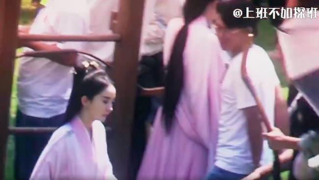 'Hộc Châu Phu nhân': Dương Mịch cực nữ tính bên Trần Vỹ Đình, có cả diễn viên đóng thế xuất hiện 4