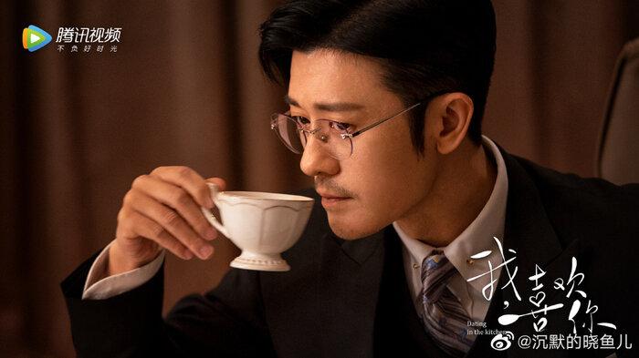 'Yêu em từ dạ dày': Profile cực xịn của nam chính Lộ Tấn 7