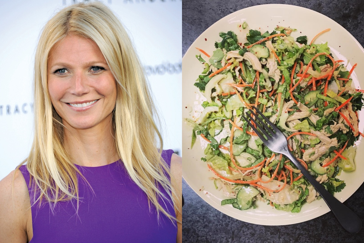 Để giảm cân hiệu quả và da dẻ hồng hào, bạn cứ học Miranda Kerr hay Kate Upton ăn salad mỗi ngày 2