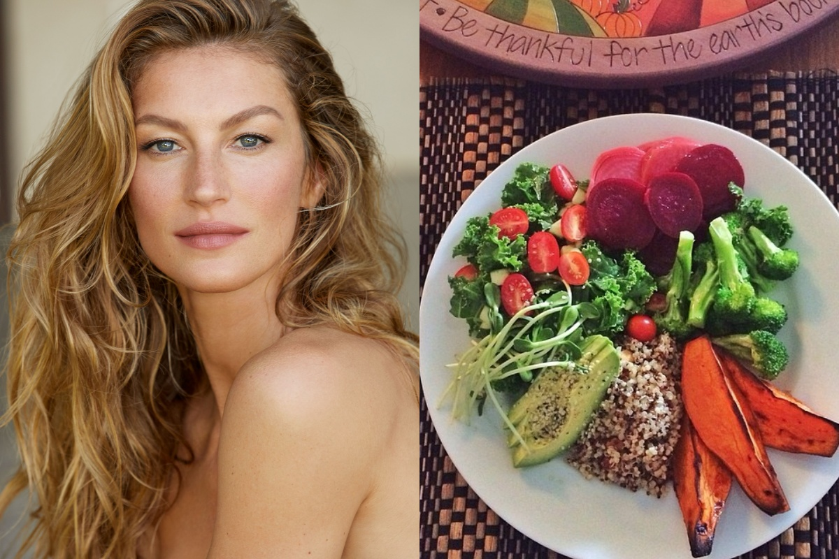 Để giảm cân hiệu quả và da dẻ hồng hào, bạn cứ học Miranda Kerr hay Kate Upton ăn salad mỗi ngày 4