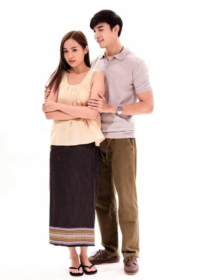 Cặp đôi Oom Eisaya và Mai Warit tái hợp trong phim làm lại 'Hồn ma sông Mekong' 11