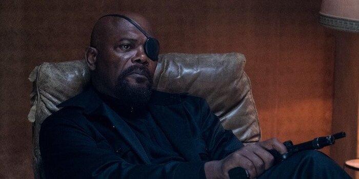 Nick Fury của Samuel L. Jackson chính thức có một series riêng trên Disney+ 4