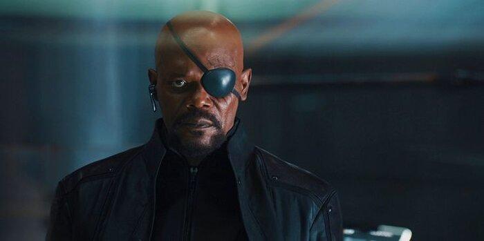 Nick Fury của Samuel L. Jackson chính thức có một series riêng trên Disney+ 5