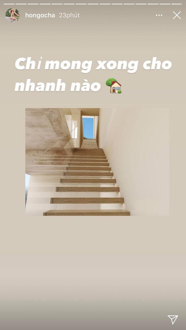 Hà Hồ tiết lộ đang xây căn hộ mới, ngày chính thức về chung một nhà với Kim Lý đã không còn xa? 0