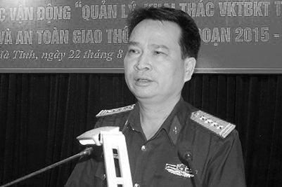 Thiếu tướng Nguyễn Văn Man, Phó tư lệnh Quân khu 4.