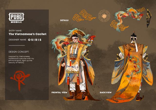 'PUBG Mobile' công bố chủ nhân giải thưởng $5000 của cuộc thi 'Thiết kế trang phục toàn cầu' 1