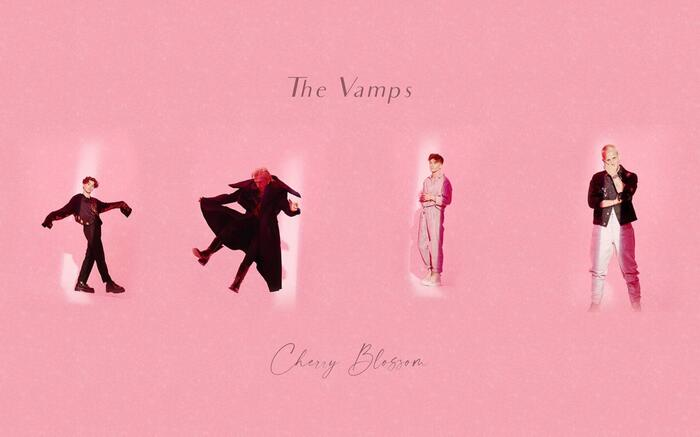 The Vamps trở lại với album 'Cherry Blossom' sau một năm vắng bóng 2