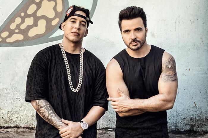 Bộ đôi Luis Fonsi và Daddy Yankee phá hàng loạt kỉ lục với siêu phẩm Despacito.