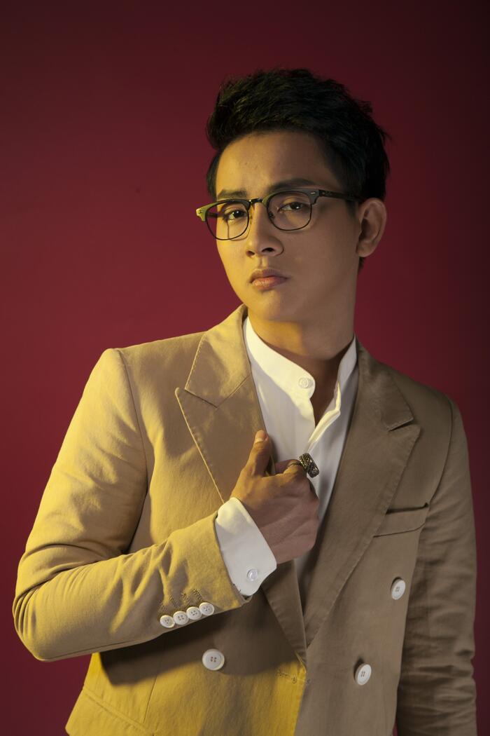 Hoài Lâm chính thức có nghệ danh mới: Young Luuli.