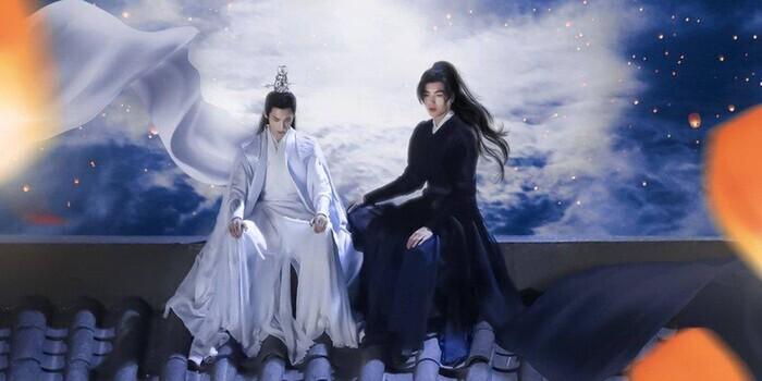 Loạt phim cổ trang vừa chính thức đóng máy: 'Kính song thành' của Lý Dịch Phong được khán giả chờ mong 7