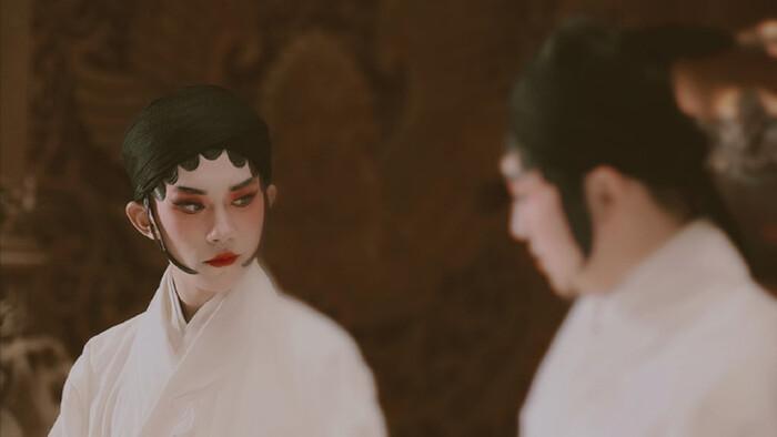 Bữa tiệc nhan sắc thú vị với những màn cải trang trên màn nhỏ xứ Trung năm 2020 0