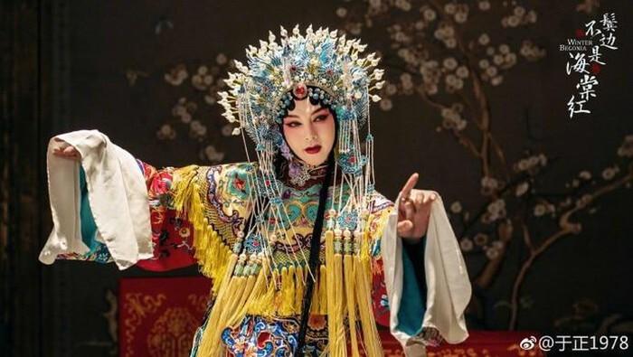 Bữa tiệc nhan sắc thú vị với những màn cải trang trên màn nhỏ xứ Trung năm 2020 6