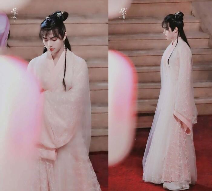 Bữa tiệc nhan sắc thú vị với những màn cải trang trên màn nhỏ xứ Trung năm 2020 13
