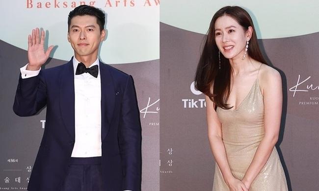 Hyun Bin - Son Ye Jin bất ngờ cạnh tranh nhau ở Daesang năm nay.