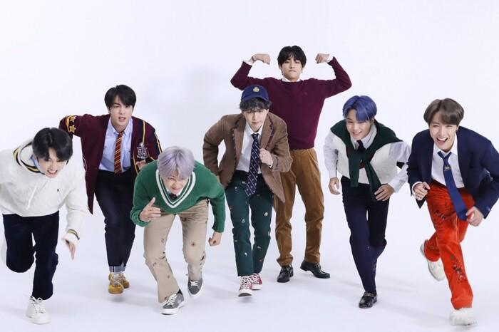Đây là lần thứ hai trong năm nay BTS được chứng nhận Bạch kim từ RIAA.