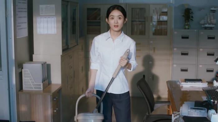 Sau hàng loạt phim truyền hình, Triệu Lệ Dĩnh bắt đầu tấn công vào mảng điện ảnh? 2