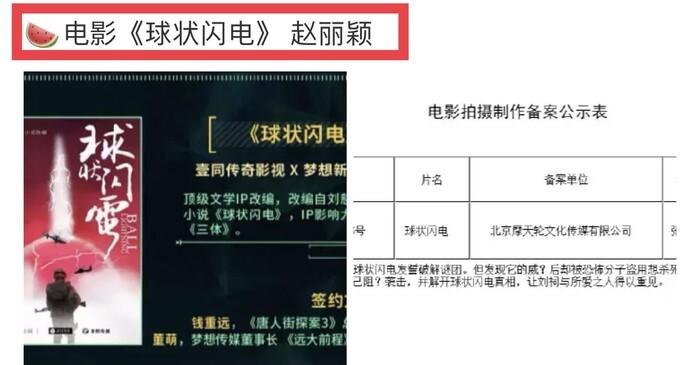 Sau hàng loạt phim truyền hình, Triệu Lệ Dĩnh bắt đầu tấn công vào mảng điện ảnh? 5