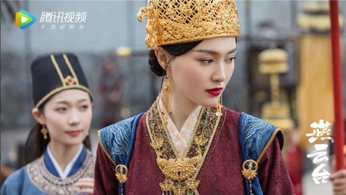 BXH những bộ phim Hoa Ngữ hot nhất hiện tại: 'Yến Vân Đài' chỉ xếp vị thứ 2 3