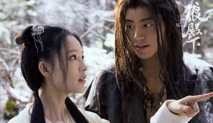 Douban 'Lang điện hạ': Tiêu Chiến được ngợi khen, 26 ngàn bình luận đánh giá chỉ sau vài giờ lên sóng 2