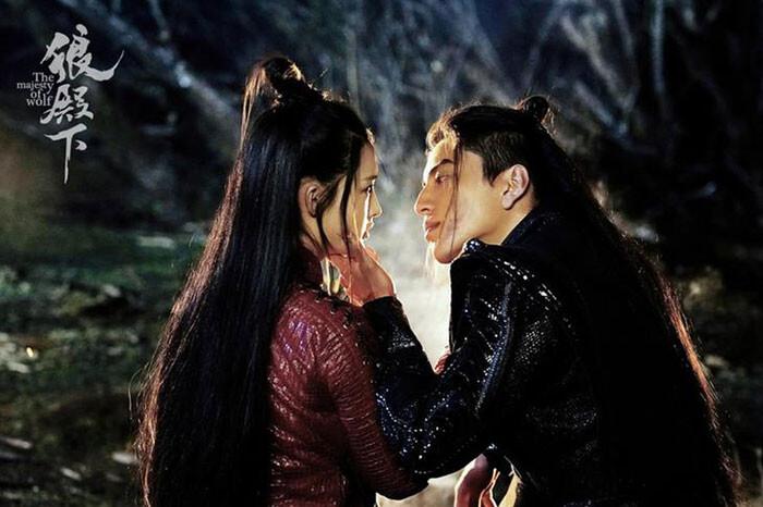 Douban 'Lang điện hạ': Tiêu Chiến được ngợi khen, 26 ngàn bình luận đánh giá chỉ sau vài giờ lên sóng 9