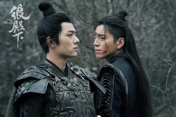 Douban 'Lang điện hạ': Tiêu Chiến được ngợi khen, 26 ngàn bình luận đánh giá chỉ sau vài giờ lên sóng 8
