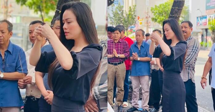 Hậu phẫu thuật thanh quản, Nhật Kim Anh vui vẻ trở lại phim mới 2
