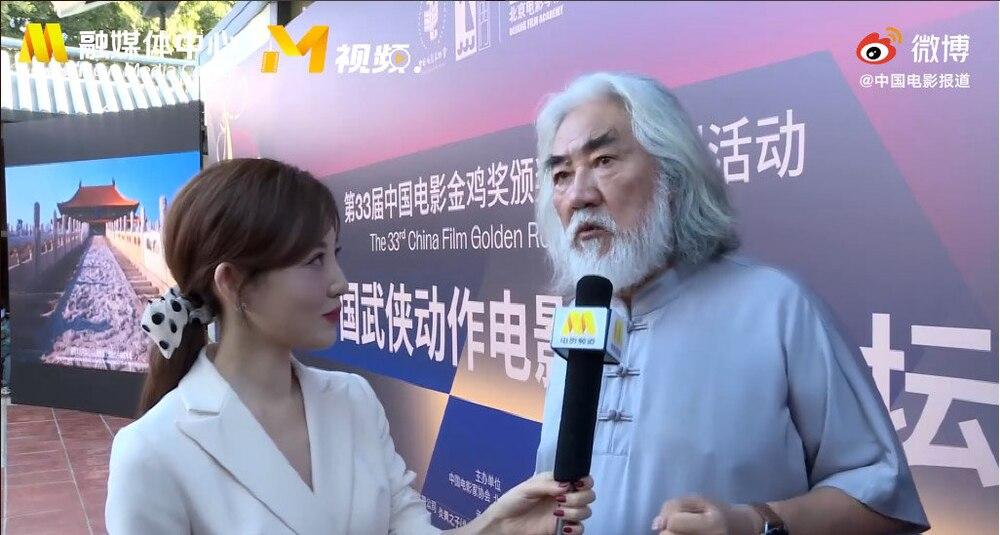 Bị chỉ trích diễn xuất trong 'Hoa Mộc Lan', Lưu Diệc Phi được đạo diễn Trương Kỷ Trung lên tiếng bảo vệ 3
