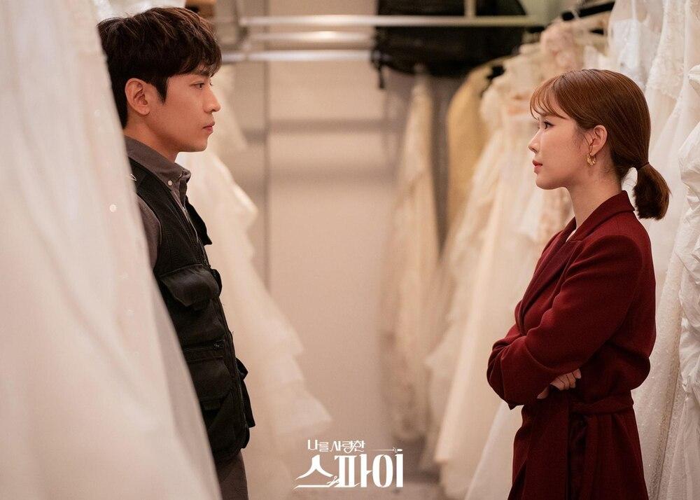 Yoo In Na và Eric Mun