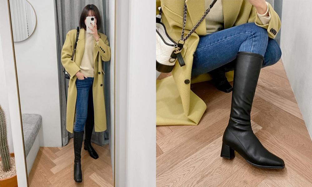 4 kiểu boots 'chấp' hết mọi thể loại giày cao gót về độ sang xịn, mùa Thu Đông nàng sành điệu nào cũng nên sắm 7