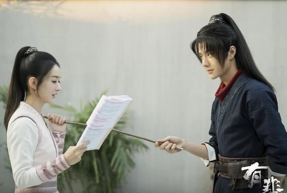 Loạt phim lên sóng trên Tencent từ 12/2020 - 2/2021: Vương Nhất Bác, Dương Dương, Triệu Lệ Dĩnh trở lại 0
