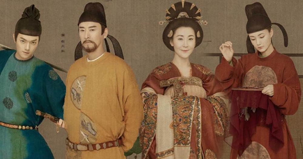 Loạt phim lên sóng trên Tencent từ 12/2020 - 2/2021: Vương Nhất Bác, Dương Dương, Triệu Lệ Dĩnh trở lại 4
