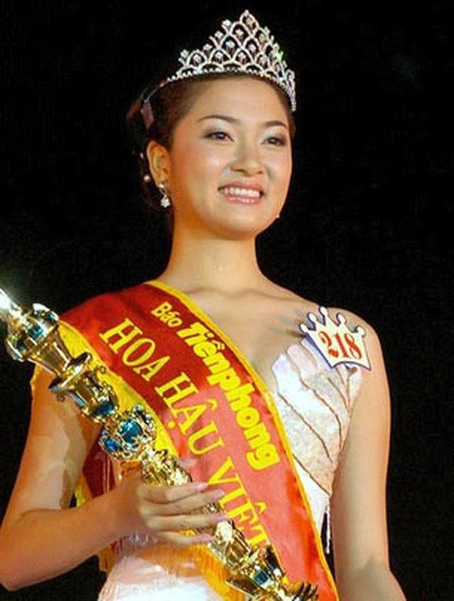 Nguyễn Thị Huyền là một trong số những hoa hậu được quan tâm nhiều nhất ở Việt Nam.